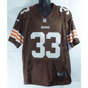 Cleveland Browns Trenton Richardson Nike Jersey S